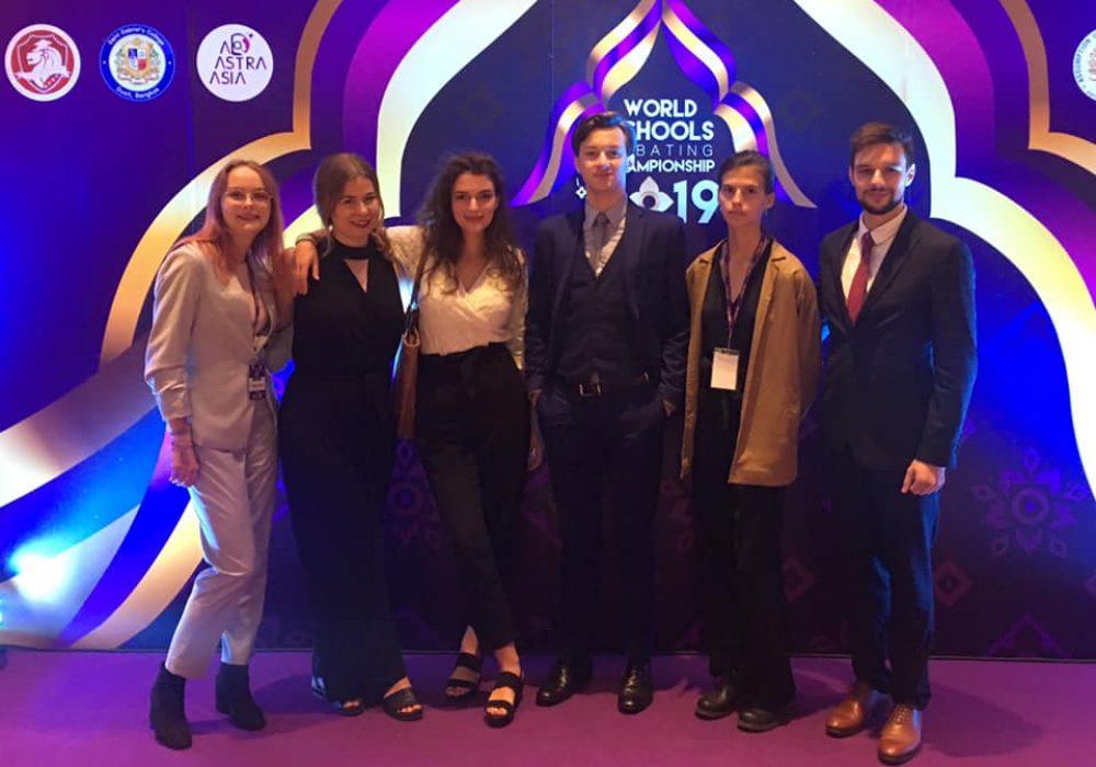 Mistrzostwa Świata Debat World Schools Debating Championships 2019