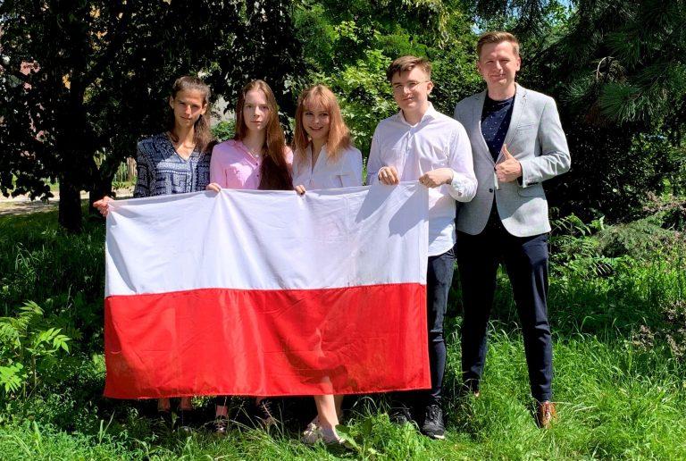 Reprezentacja Polski na Mistrzostwach Świata Debat Online 2020