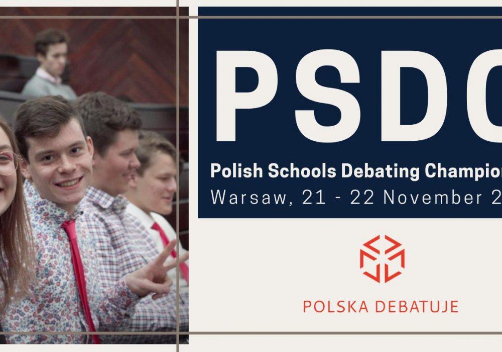 Polish Schools Debating Championship 2020/2021