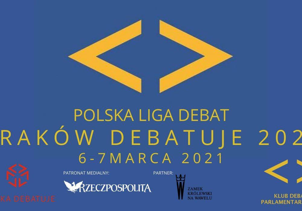 """O turnieju Kraków Debatuje na łamach """"Rzeczpospolitej"""""""